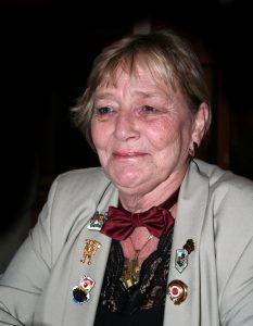 2. Schriftführerin (Margarete Blum)