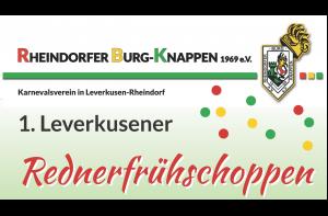 Rednerfrühschoppen @ Saal Norhausen