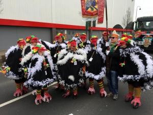 RBK-Karnevalszug Wiesdorf 2017